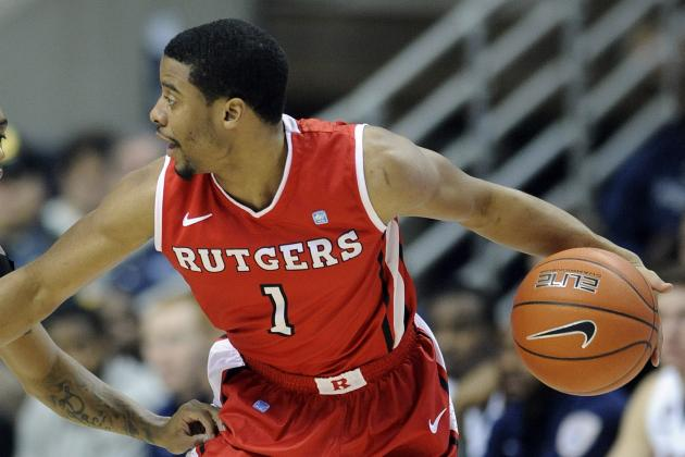 Rutgers Guard Jerome Seagears to Transfer
