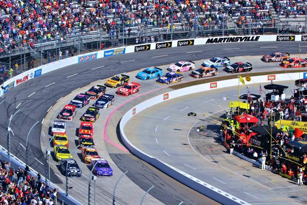 Fantasy NASCAR at Martinsville 2014: Picks, Top Drivers for STP 500