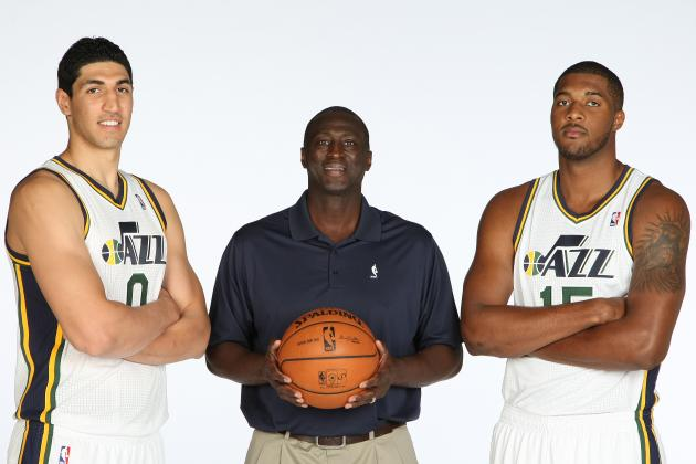 Are the Utah Jazz Bigs Still on Track for Stardom?
