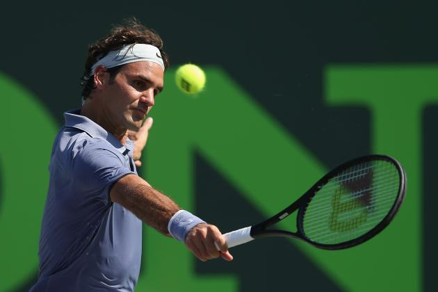 Roger Federer's Hot Hand Bodes Well for 2014 Sony Open Title Run