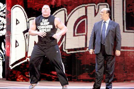 Brock Lesnar Will Emerge from WrestleMania XXX a Bigger Star Than Ever
