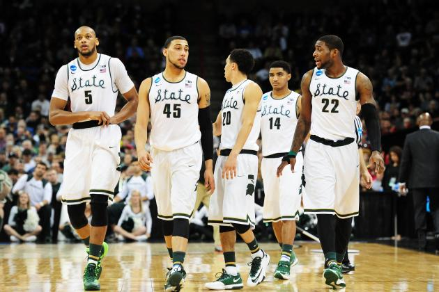 NCAA Tournament 2014: Bracket Picks and National Title Odds for Sweet 16 Teams