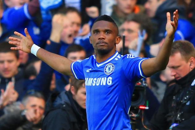 Samuel Eto'o's Injury Couldn't Have Come at a Worse Time for Chelsea