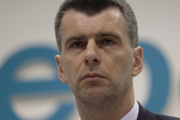 Report: Mikhail Prokhorov Transferring Brooklyn Nets Parent Company to Russia