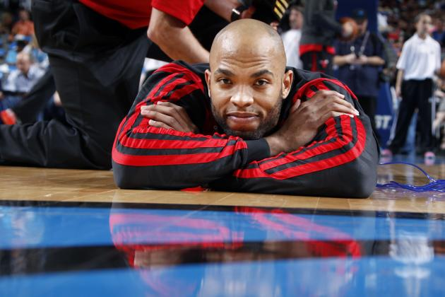 How Good Could Taj Gibson Be as Chicago Bulls' Starting Power Forward?
