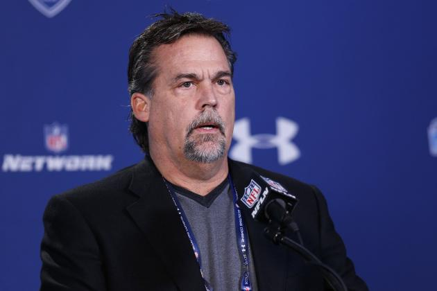 Rams Receive 3 Compensatory Picks in Draft