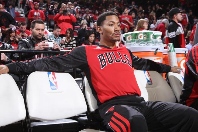 Derrick Rose to Miss Remainder of Chicago Bulls' 2013-14 Season