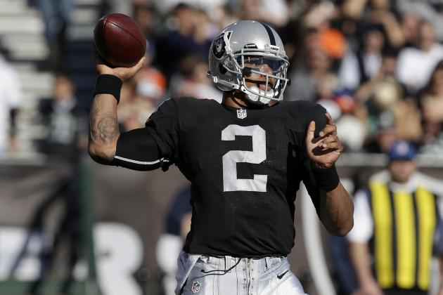 Terrelle Pryor Smart to Reportedly Request a Trade from the Oakland Raiders