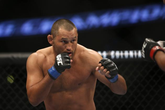 Dan Henderson Wants a UFC Championship Belt Before He Retires