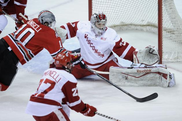NCAA Hockey Tournament 2014: Full Bracket, Viewing Guide and Predictions