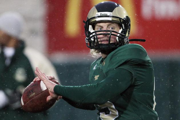 Colorado State Losing QB to Transfer