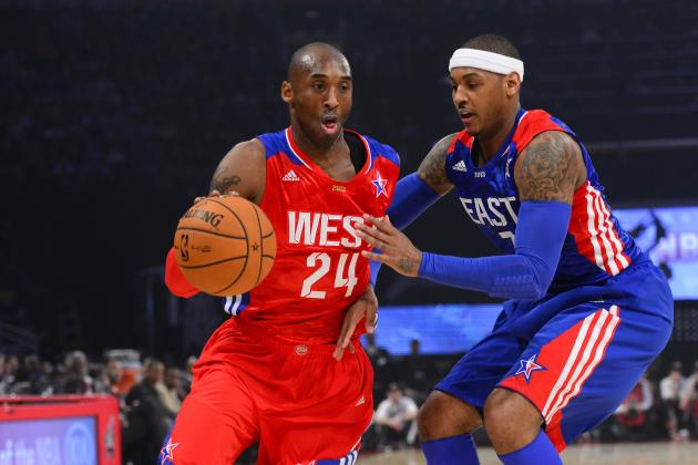 Kobe Bryant Is Cautionary Tale for Carmelo Anthony