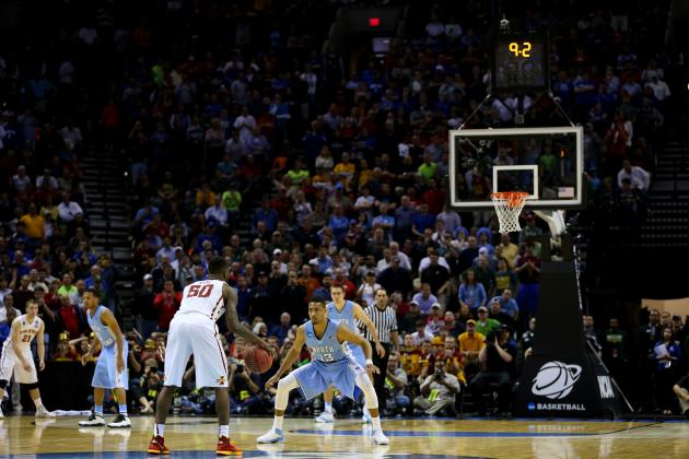 UNC Basketball: Biggest Surprise of Tar Heels' 2014 NCAA Tournament