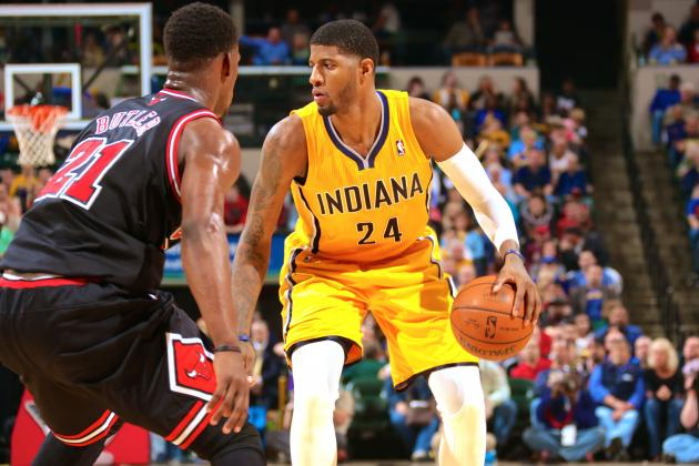 Indiana Pacers vs. Chicago Bulls: Live Score and Analysis
