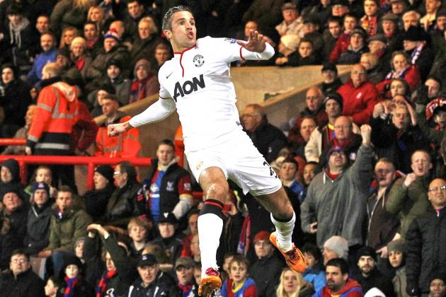 Life Without Robin Van Persie Might Not Be so Bad for Manchester United