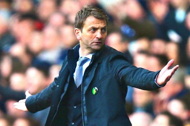 Never-Say-Die Tottenham Making the Case for Manager Tim Sherwood
