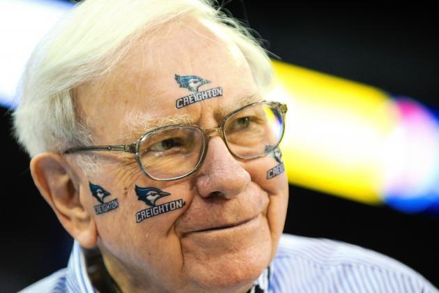 Warren Buffett Says Next Year's Billion-Dollar Bracket Will Be Easier to Win