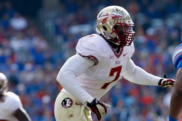 2014 Atlanta Falcons Potential Draft Pick Profile: LB Christian Jones
