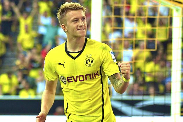 Who Is Better: Julian Draxler or Marco Reus?