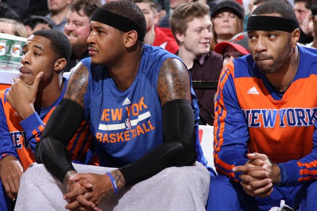 Updated Odds for NY Knicks' Desperate Playoff Hunt