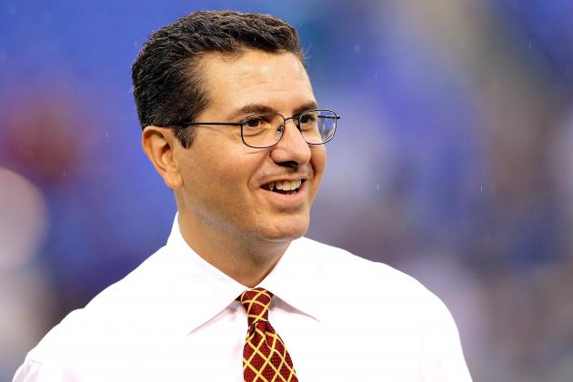 Redskins' Dan Snyder Announces Creation of Foundation to Help Native Americans