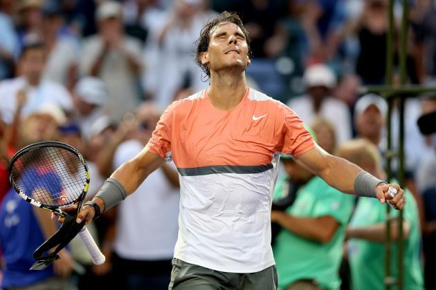 Rafael Nadal's Increasing Momentum Will Propel Him to First Miami Masters Title