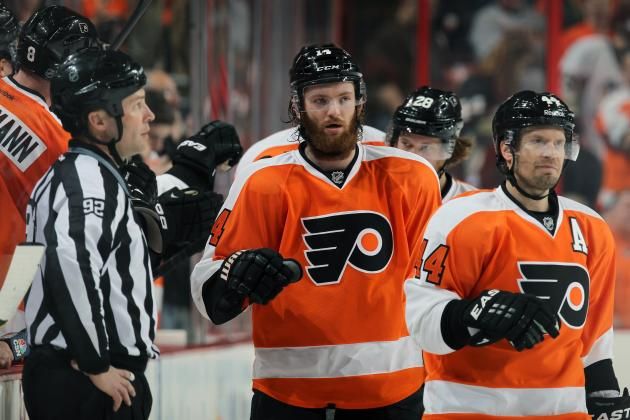 Why Sean Couturier Is Such an Important Part of the Philadelphia Flyers' Success