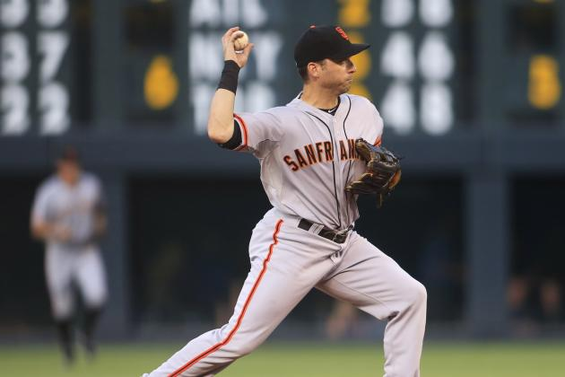 Scutaro Seems Headed for Disabled List, Plus Vogelsong Hit Again
