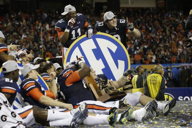 Auburn Was Lucky in 2013, Do They Have Any Hope of Winning SEC in 2014?