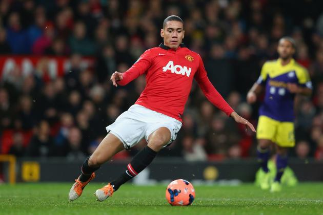 Chris Smalling Disciplined for 3 a.m. Manchester United Songs in City Centre