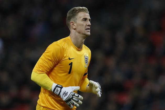 Joe Hart Reportedly Targeted by Real Madrid as Manchester City Eye Victor Valdes