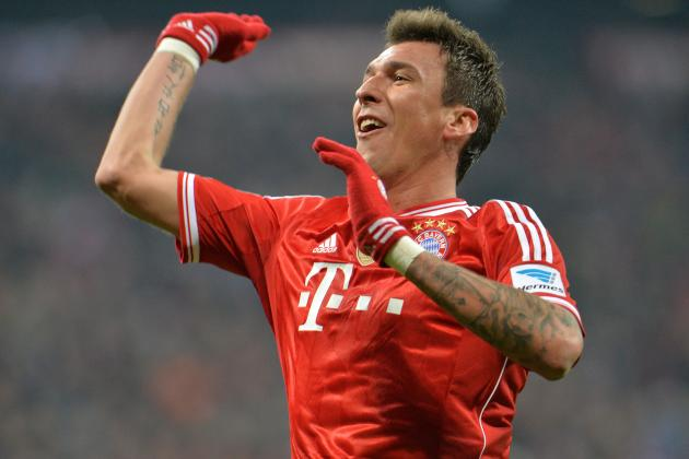 Chelsea Transfer News: Mario Mandzukic Blow Dealt to Blues and Arsenal by Bayern