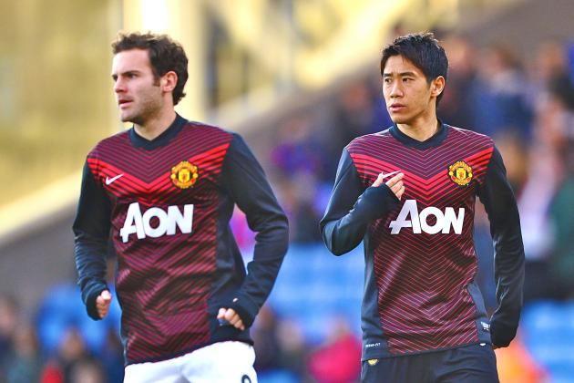 Juan Mata and Shinji Kagawa Can Combine to Lead a New Manchester United