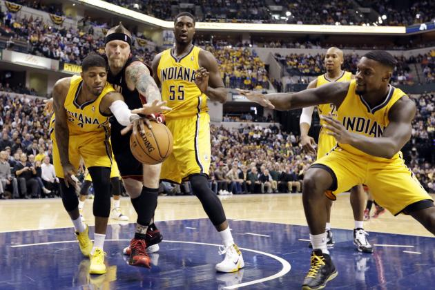 Are the Indiana Pacers Stars Enough to Win an NBA Title?