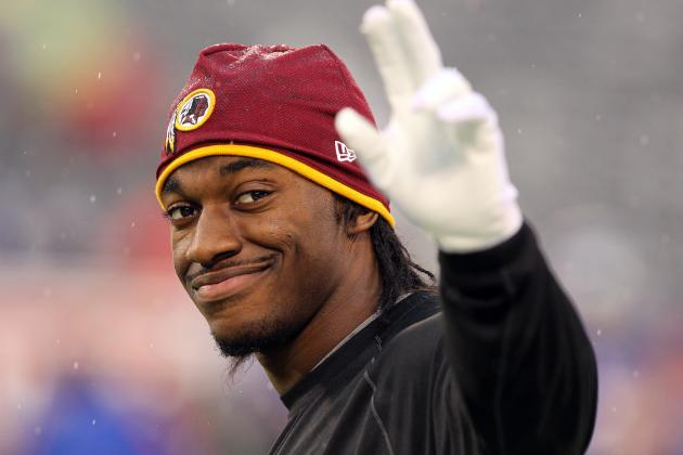Jay Gruden: 'Open Relationship' with RGIII Is Essential