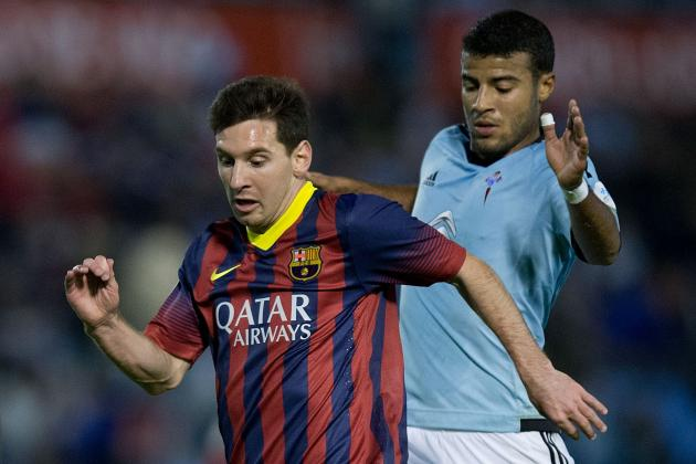 Barcelona vs. Celta Vigo: Date, Time, Live Stream, TV Info and Preview