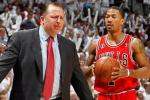 Coach Thibs Confirms Rose (Knee) Done for Season