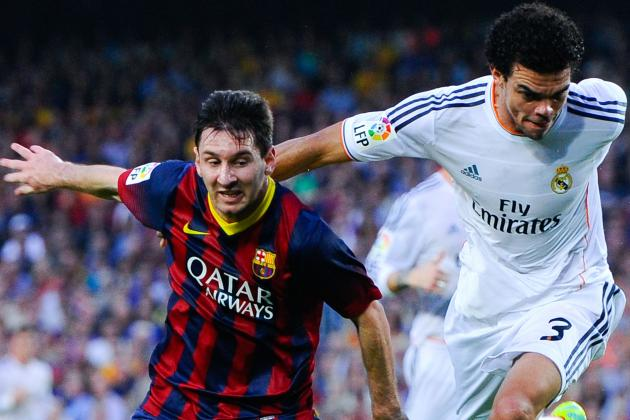 Lionel Messi's and Pepe's Clasico Whispers Revealed: Argentine Trolls Opponent