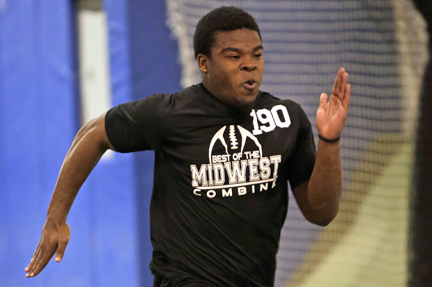Complete Scouting Report for No. 1 RB Damien Harris