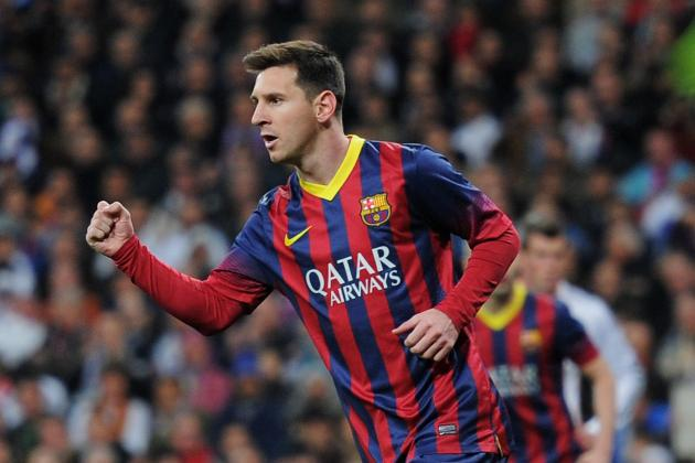 European Team of the Week: Lionel Messi, Joselu Earn Top Marks