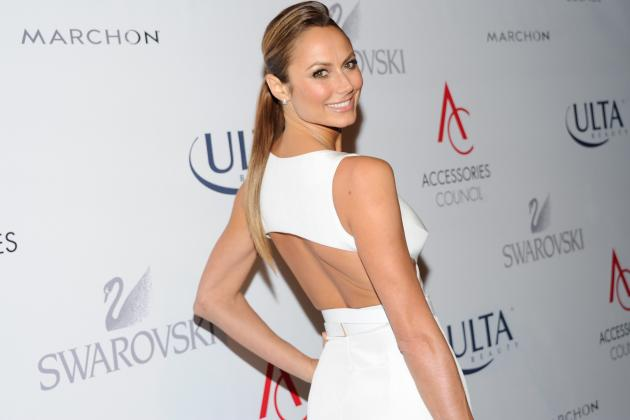 Former WWE Diva Stacy Keibler Confirms She's Pregnant