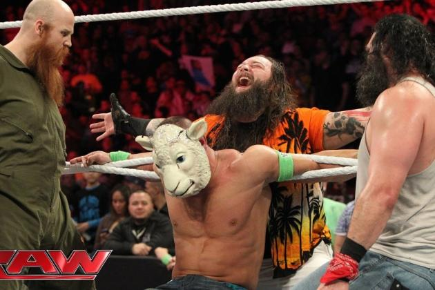 WWE Raw Results: Biggest Winners and Losers After March 25