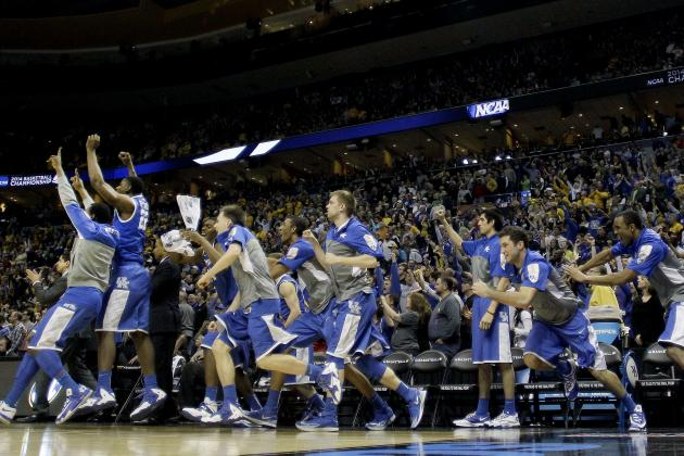 Kentucky Basketball: Biggest Surprises of Wildcats' 2014 NCAA Tournament