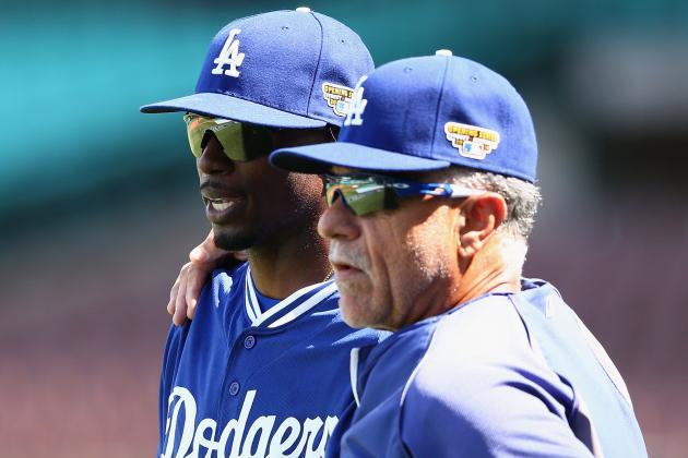 Dodgers' Dee Gordon Works Toward Becoming the Starting 2B