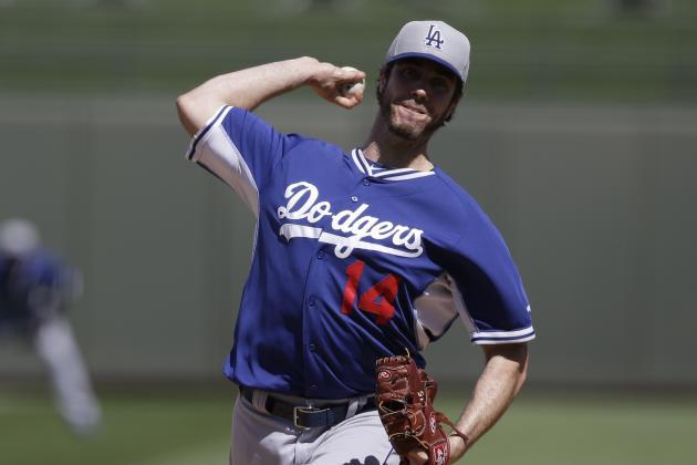 Dodgers Go Back to Practice Games; Dan Haren Struggles in Camp Start