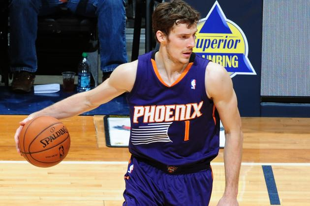 Dragic Considering Skipping World Cup in Spain