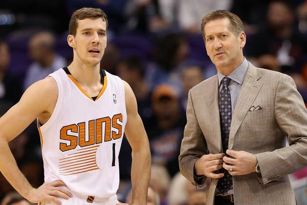 Jeff Hornacek, Phoenix Suns Players Could Be Up for Awards