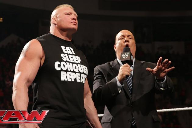Brock Lesnar Looking Too Weak in Feud with Undertaker