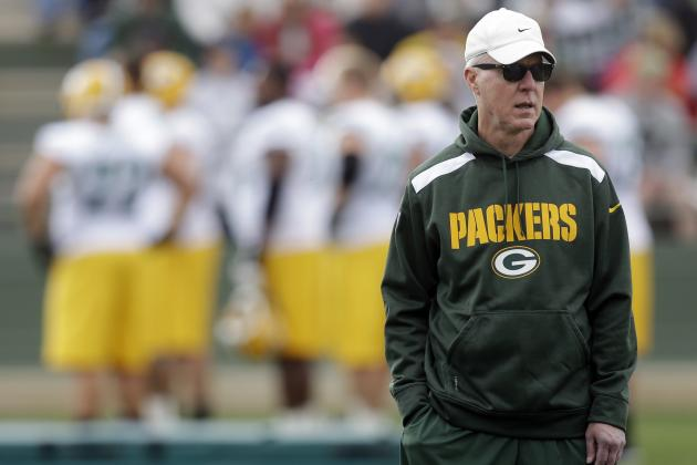 Latest Compensatory Picks Give Packers, Ted Thompson Chance to Strike Gold Again