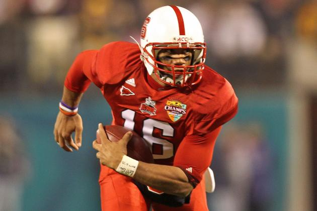 North Carolina State to Honor Russell Wilson, Mario Williams' Jerseys
